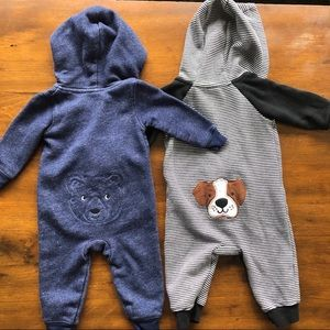 Carter's one piece outfits 6 mo